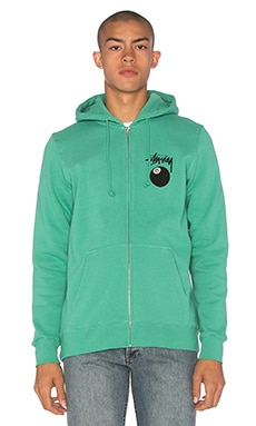 8 Ball Zip Hoody