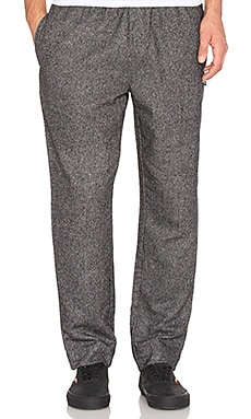 Stussy Dress Beach Pant in Charcoal