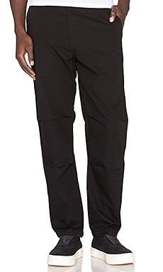 Stussy Military Utility Pant in Black