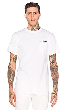 Stussy Tomoo Dancer in White