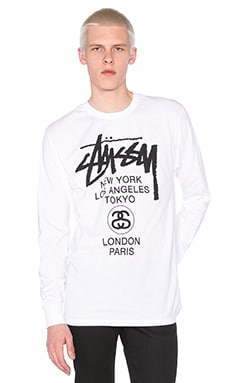 World Tour L/S Tee