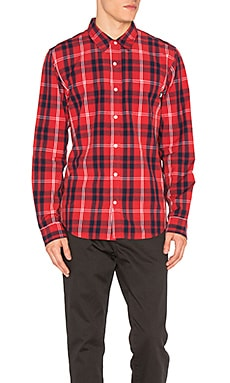 Penn Plaid Button Down