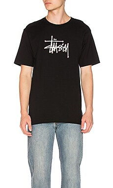 CAMISETA STIPPLE STUSSY
