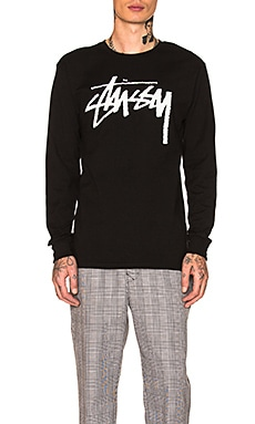 Old Stock Long Sleeve Tee Stussy $42