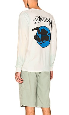 Skate Man Long Sleeve Tee Stussy $29