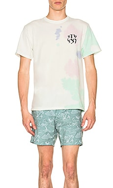 New Waves Tee Stussy $30