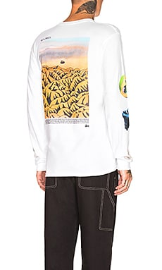 x Ken Price Primordial World Long Sleeve Tee Stussy $52