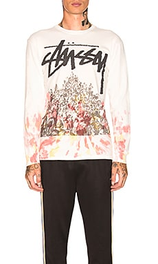 Beach Mob Long Sleeve Tee Stussy $44
