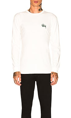 Basic Long Sleeve Tee Stussy $44