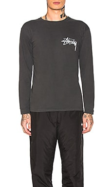 Stock Long Sleeve Tee Stussy $26