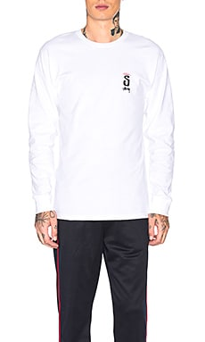 S Crown Long Sleeve Tee Stussy $42