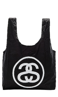 SS Link Fold Up Bag Stussy $35