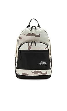 Камуфляжный рюкзак stock desert - Stussy 133019