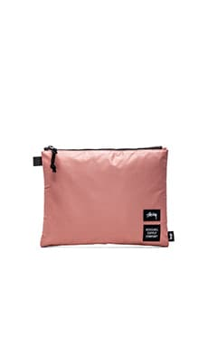 Stussy x Herschel Rip Stop Large Network in Pink