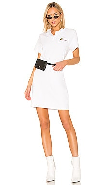 Muriel Polo Mini Dress Stussy $34