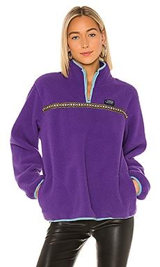 Summit Half Zip Polar Fleece Pullover Stussy $110