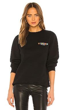 Deco Sweatshirt Stussy $75