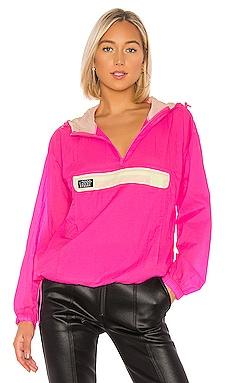 Aydin Nylon Crinkle Anorak Jacket Stussy $55