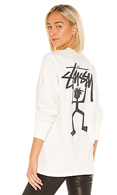 Warrior Man Long Sleeve Stussy $50
