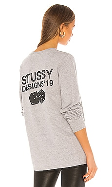 Designs 19 Tee Stussy $42 NEW ARRIVAL