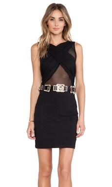 Style Stalker Baby's In Black Dress in Black