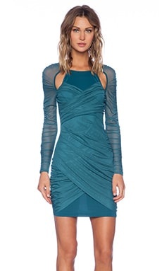 Style Stalker Your Body Dress in Teal