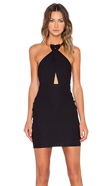 Style Stalker Savona Dress in Black