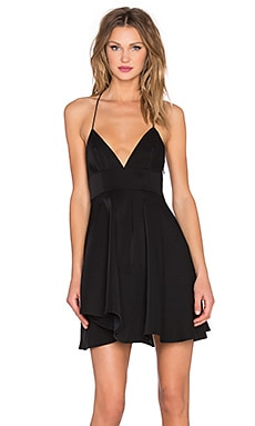 Frey Dress en Noir