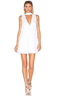 STYLESTALKER Elle Dress in Blanc