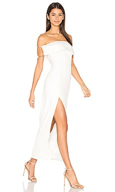 Loreto Dress in Blanc