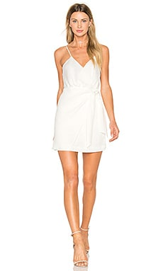 Knox Dress in Blanc
