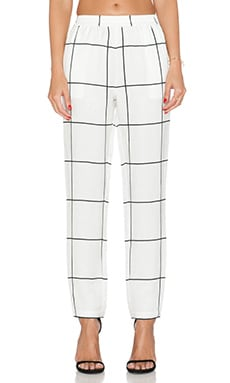 Style Stalker Monumental Pants in Window Pane