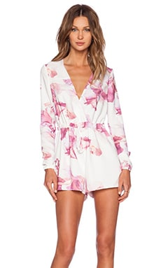 Style Stalker Mayan Romper in Floral