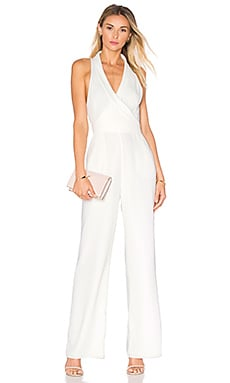 Aspen Jumpsuit in Blanc