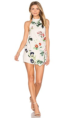 Angeles Romper in Garden Floral
