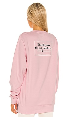 SUDADERA THANK YOU Sugarhigh Lovestoned $121