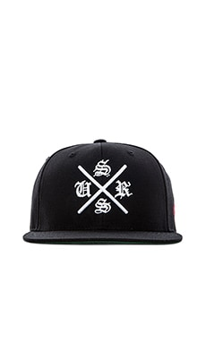SSUR NYHC Snapback in Black