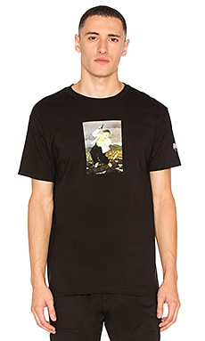 SSUR Botero Tee in Black
