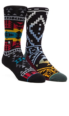 Stance 2-Pack in Stigma & Reservation