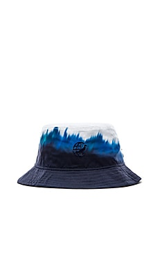Staple Glaze Bucket Hat in Navy