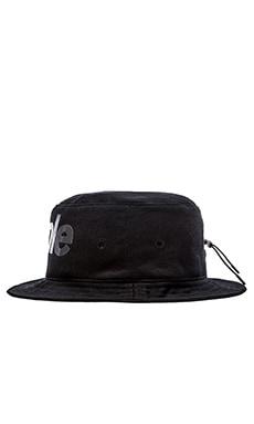 Staple Stealth Bucket in Black