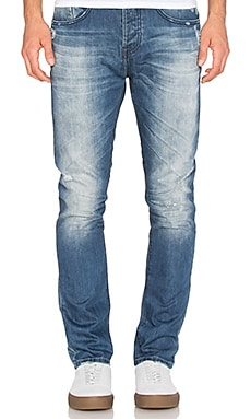 Staple Triumph Denim in Medium Stone Wash