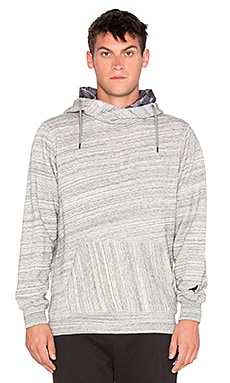 Staple Expedition Hoodie in Heather Grey