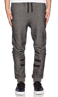 Staple Ripley Sweatpant in Charcoal