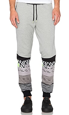 Staple Max Sweatpants in Heather Grey