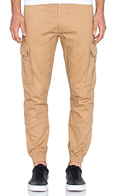Staple Operator Cargo Pants in Khaki