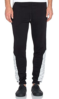 Staple Tephra Sweatpants in Black