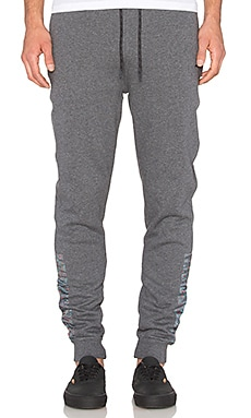 Staple Pathfinder Sweatpants in Charcoal