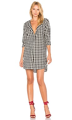 Oxford Shirting Dress