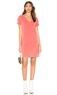 V-Neck T-Shirt Dress Stateside $64